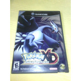 Juego Original Pokemon Xd Gale Of Darkness Nintend Game Cube