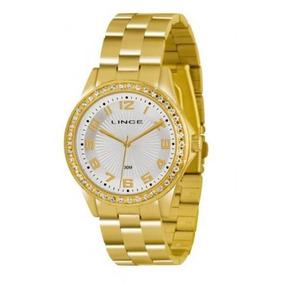 Relógio Lince Lrgj031l + Garantia De 1 Ano + Nf
