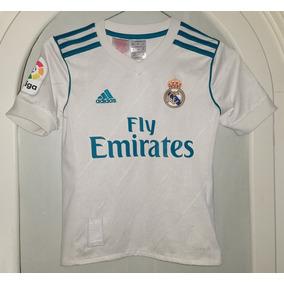 13e818b14 Jersey Real Madrid Cristiano Ronaldo Año 17-18 Niño 6-8 Años