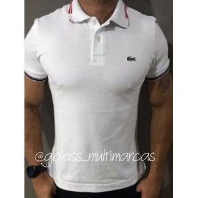 7460adf22aaff Camisa Polo Lacoste Masculina Importada Preco Em Promocao. 1 vendido · Camisa  Pólo Lacoste