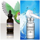 Pack Peeling Facial Acido Glicolico 20% + Acido Hialuronico