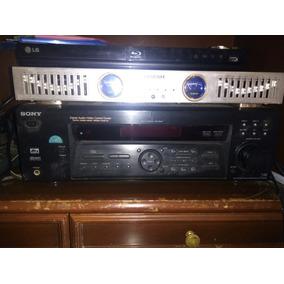 Amplificador Sony Str D-485