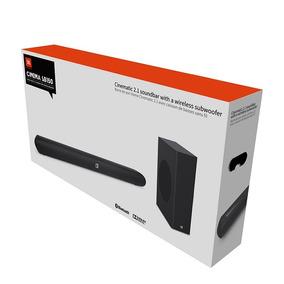 Home Theater Soundbar Sb150 150w Jbl Cinema 2.1 Bluetooth