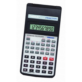 Calculadora Científica 8 + 2 Dígitos Taksun