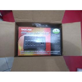 Dp-006 Tascam + Cartãosd 4gb, Pilhas E Nf