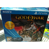 Psvita God Of War 2000 Slim Ps Vita Playstation Sellado