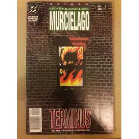Batman: Leyendas Del Murciélago, Terminus, N°1