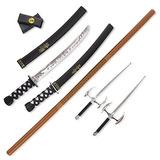 dfa9a88094 Conjunto De Juego De Armas De Guerreros Ninja Liberty Import