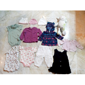 Ropa Para Bebé Niña De 3 A 13 Meses De Edad En Paquete