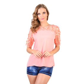 Blusa Capricho Collection Cmf-186