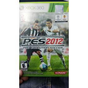 Pes 2012 Xbox 360 Original Físico