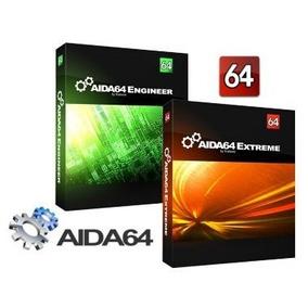 Aida64 Extreme & Enginner Edition V5 - 2018