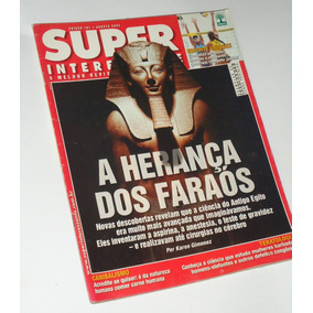 Superinteressante 191 A Herança Dos Faraos