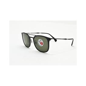 92c57ee0a1617 Óculos De Sol Ray Ban Rb4286 601 9a Metal Polarizado Unissex