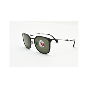 174b506117d Óculos De Sol Ray Ban Rb4286 601 9a Metal Polarizado Unissex