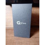 Lg G7 Thinq Novo Lacrado