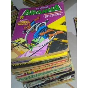 Homem-aranha 32 Eds / Formatinho - Abril