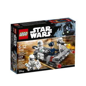Lego Star Wars Set De Combate: First Order Transport Speeder
