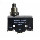 Micro Interruptor Industrial Nuevo Hartmann 107-063