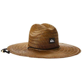 Sombrero De Paja Quiksilver en Mercado Libre México 9ef03cc5d6a
