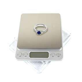 Bascula Digital Gramera 0.01gr A 500gr / 0.01gr A 0.5kg Joya