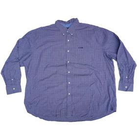Camisa Chaps 4xl Big Mens