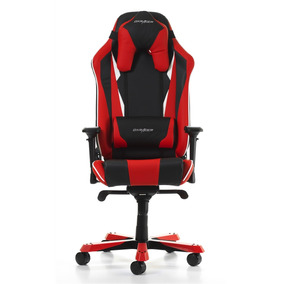 Cadeira Dxracer S-series - Black/white (sj28/nr)