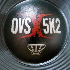 Reparo Para Alto-falante Oversound Ovs-x 5k2 15 4 Ohms