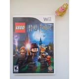 Lego Harry Potter Nintendo Wii Completo