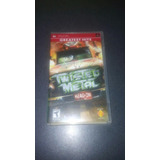 Twisted Metal Head On - Juego Para Psp