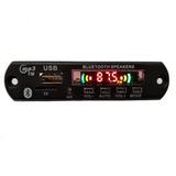 Modulo Reproductor De Audio Bluetooth Mp3 Usb 12v Btlink