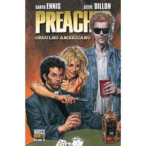 Preacher - Orgulho Americano - Vol. 3