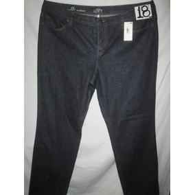 Pantalon Mezclilla Marca Loft Ann Pantalones Jeans Y Leggins - Ropa ... 5cd83a7a91f9