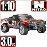 Redcat Racing Nitro Vortex Ss Rally Truck With 2.4 Ghz Radio