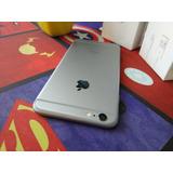 Iphone 6 Plus Space Gray 128gb Con Factura Excelente Estado