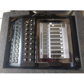 Mesa De Som Digital Mackie Dl 1608 + Case