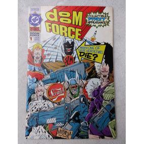 Doom Force Special Nº 1- Grant Morrison - Mike Mignola 1992