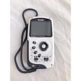 Kodak Playsport Zx3 Cámara Sumergible, Hd 1080p