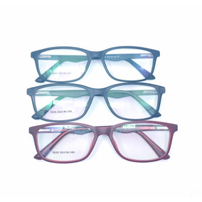 f725c03dd9f68 Armação Para Óculos 3 Peças - Óculos no Mercado Livre Brasil