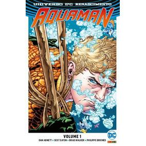Aquaman: Renascimento - Volume 1 - Volume 1 - Dc Comics