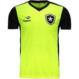 O U T L E T 485 - Camisa Botafogo Oficial Treino Topper 2016 b32cbce2ab321