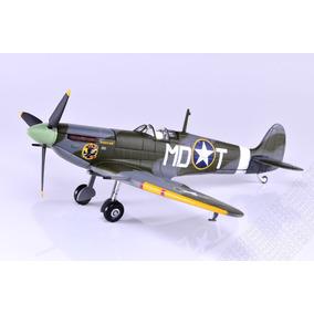 Miniatura Avião Metal 1/72 Spitfire Corgi (edição Exclusiva)
