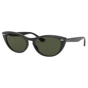 Ray Ban Oval - Óculos De Sol no Mercado Livre Brasil 9394cf02b4