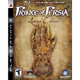 Prince Of Persia Limited Edition Ps3 Nuevo Y Sellado