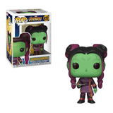 Funko Pop Marvel Avengers Infinity War Young Gamora
