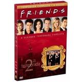 Friends - 2ª Temporada Completa - Lacrado - Com Luva
