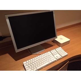 Apple Mac Mini G4 Com Cinema Display Impecável