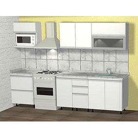 Muebles Para Oficina Modernos Modulos - Todo para Cocina en Mercado ...