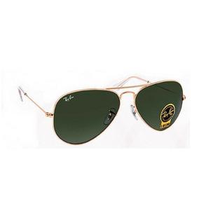 Lindo Óculos De Sol Ray Ban Feminino Aviador 3025 - Óculos no ... 199c3a5f44