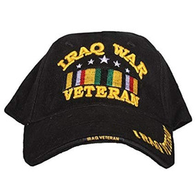 Fox Outdoor - 78 - 502 Bordado Gorra De Bola Iraq Veteranos 7b555dc1bc6